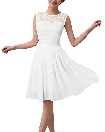 Top 10 Ballkleid Weiß Kurz - Cocktailkleider für Damen ...